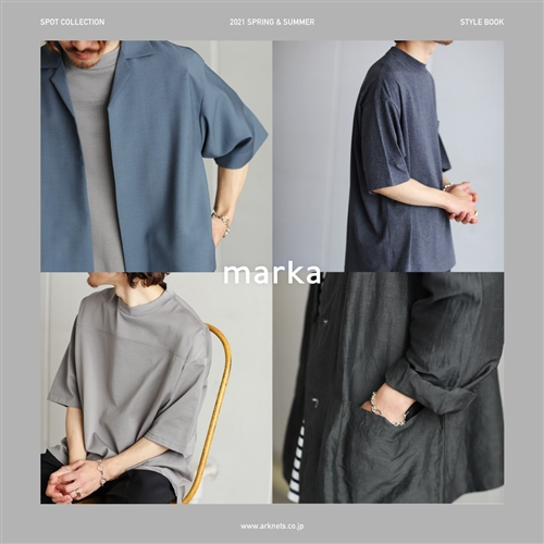 marka 21SS SPOT COLLECTION