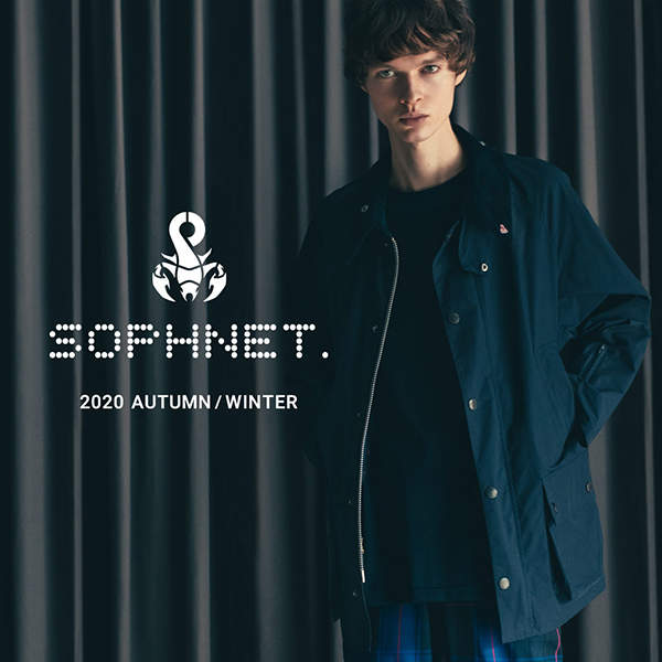 SOPHNET. 20AW COLLECTION