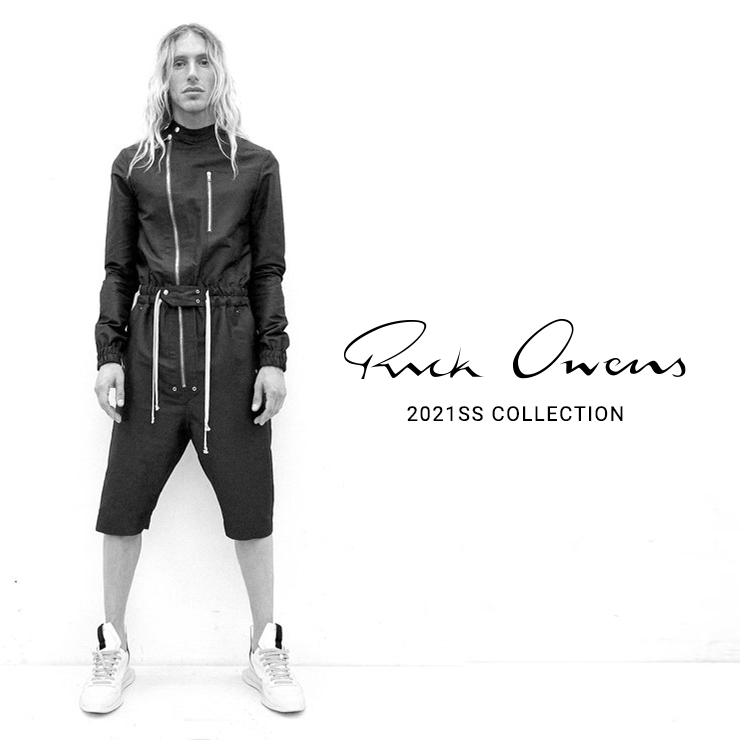 Rick Owens 21SS COLLECTION