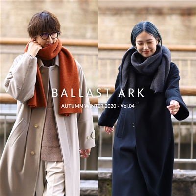 BALLAST ARK 20AW COLLECTION - vol.04
