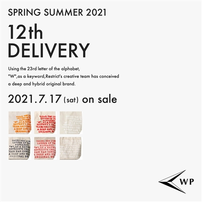 WP 21SS 5th DELIVERY