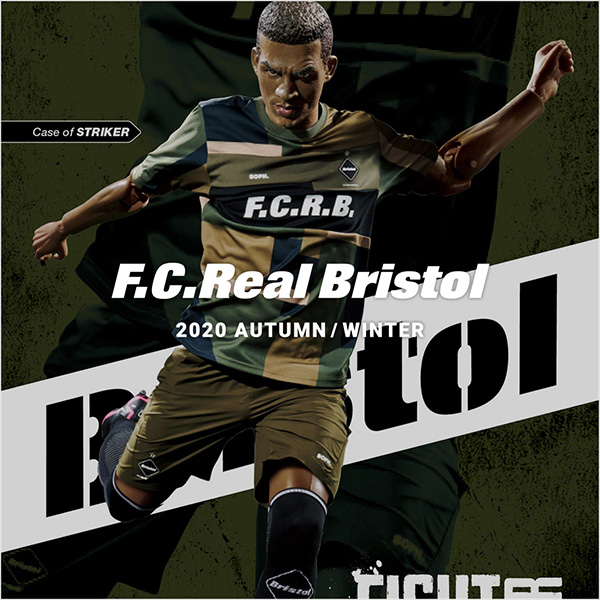 F.C.Real Bristol 20AW COLLECTION
