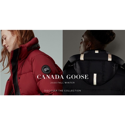 CANADA GOOSE MORE VARIATION FAIR 開催のお知らせ